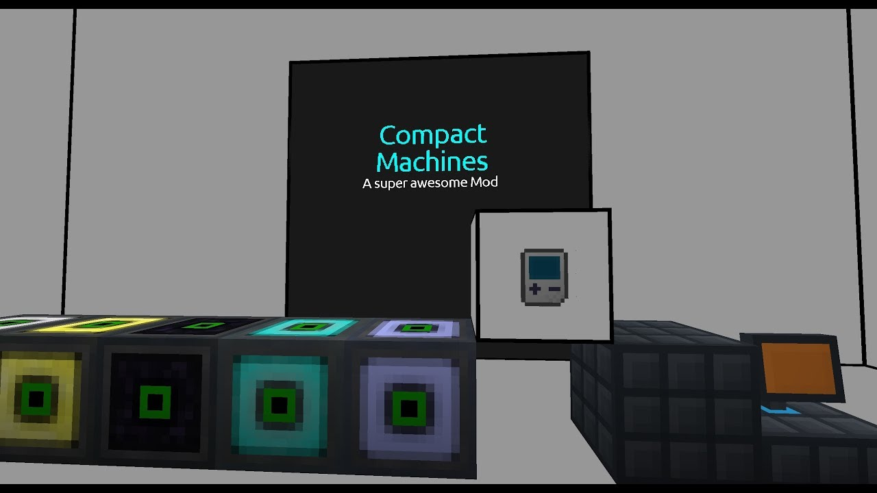 Compact Machines - Feed The Beast Wiki