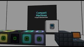 Compact Machines Tutorial