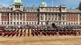 Trooping the colour 2019 (Colonels review ) PART ONE Of two
