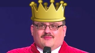 Ken Bone Wins Debate with Red Sweater & Sweet Voice