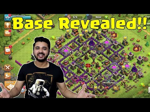 Finally Revealed My Base,Player Tag & Clan In Clash Of Clans - #SuperDiwali + Giveaway