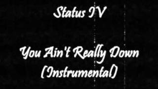 Status IV - You Ain