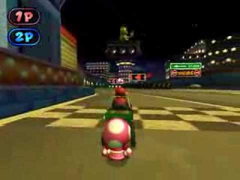 「TAP/TAS」 Mario Kart Double Dash All Cup Tour Mirror 2/4