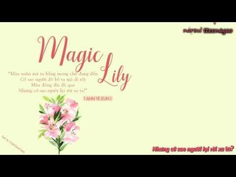 [Vietsub+Kara] Magic Lily - Ahn Ye Eun