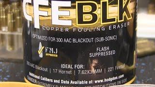 Hodgdon Powder CFEBLK 1st Load Data 300 Blackout Pistol