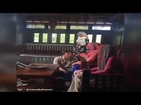 Fattah Amin, Niena Baharun Shooting Dia Anak Jeneral