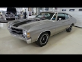 1972 Chevrolet Chevelle SS Tribute Cold AC
