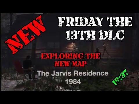 NEW JASON! EXPLORING THE NEW MAP!