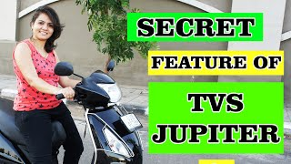Unknown Feature of TVS Jupiter & Detailed Review