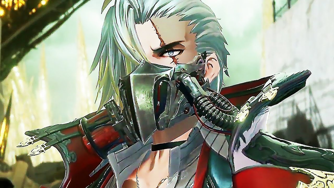 "CODE VEIN ""Jack Rutherford"" Gameplay-Trailer (2019) PS4 / Xbox One / PC + video"