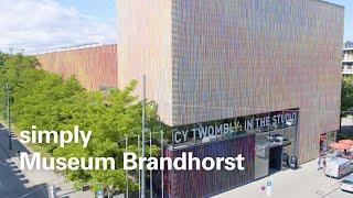 Museum Brandhorst | simply Munich