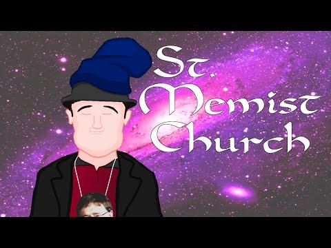 Starting My Own Religion - The St. Memist Church