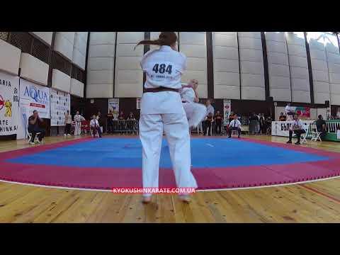 -65 Ivana Manic (Serbia) - Anastasiia Khasanova (Russia, aka) - The 32nd European Championship