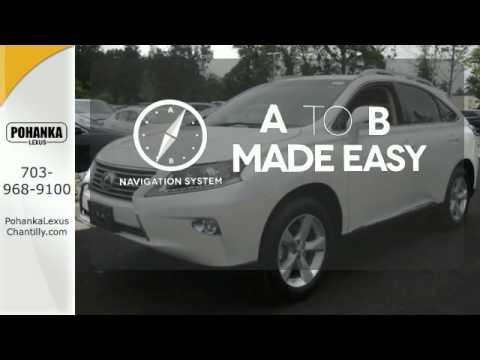 2015 Lexus RX 350 VA | Lexus Dealer Serving Alexandria   SOLD
