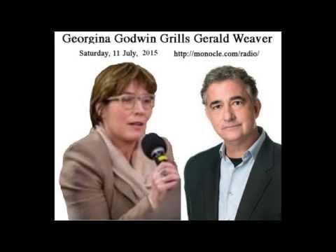 Gospel Prism author, Gerald Weaver, Monocle24 Interview