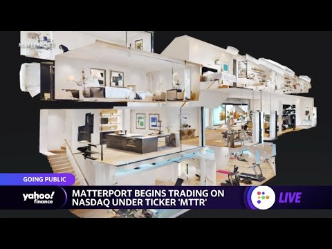Matterport CEO on going public and the future of 3D technology