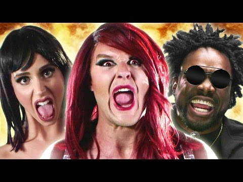 "Taylor Swift ft. Kendrick Lamar - ""Bad Blood"" PARODY"