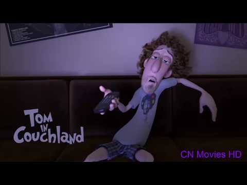 """CGI Animated Short Film """"Tom in Couchland Short Film"""" by CN Movies HD"""