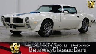1971 Pontiac Firebird Trans Am, Gateway Classic Cars - Philadelphia #422