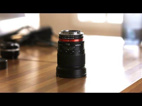 Rokinon 35mm 1.4 - Best Lens in the World!