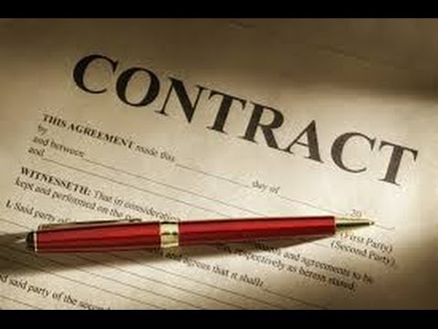 Contract by Consent.( Status, Jurisdiction, Adjudication) It's always about the contract!