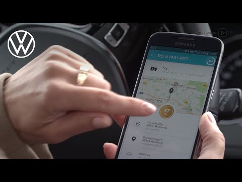 The App | Volkswagen Connect
