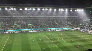 Video Gol Pertandingan Sporting CP vs Moreirense