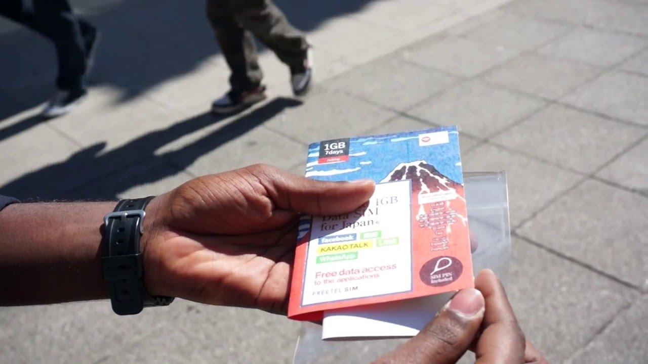 FREETEL Prepaid SIM for Japan - APN Setup