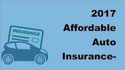 2017 Affordable Auto Insurance | Your Options As A Resident Of The State Of Nevada