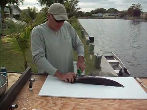 Sickest Fillet Table In South Florida