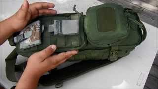 Armageddon Response Bag (Survival Kit for Life's Crises)
