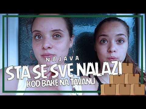In the next video...Otkrivamo tajne babinog tavana