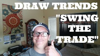 How To Draw Trend Lines & Swing Trade (Beginners)