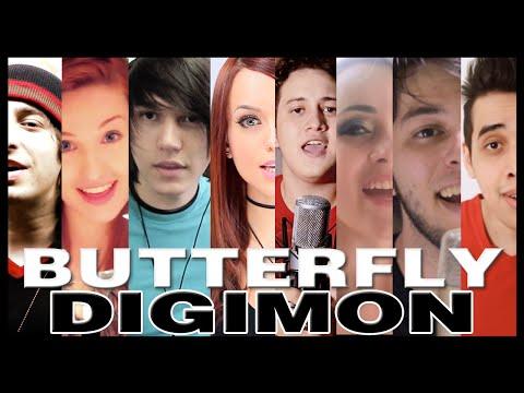 Digimon Adventure - Butterfly (Versão 2015 completa em português)
