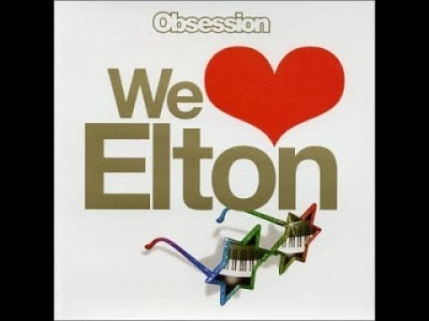 """Elton John's """"Sorry Seems to Be the Hardest Word"""" Dance Mix Cover by Obsession 2002 (with lyrics)"""