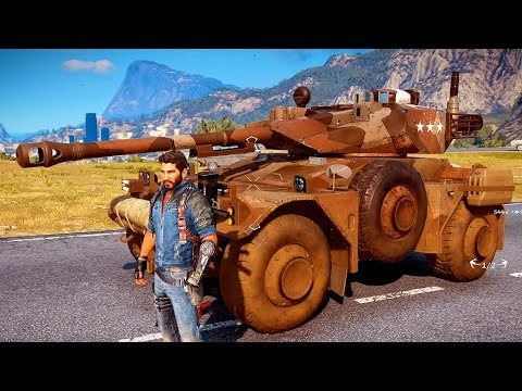Just Cause 3 Rampage with Rico Ep 7 Ultra Destruction