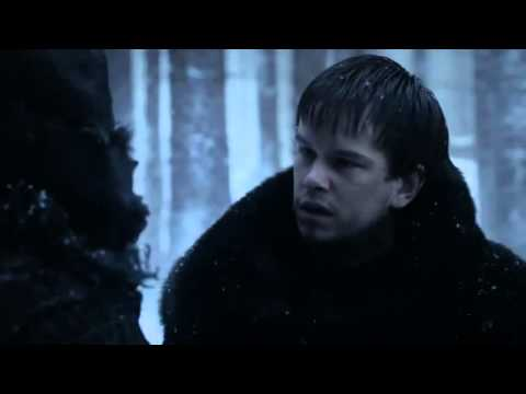 Night's Watchmans and the White Walkers - Game of Thrones