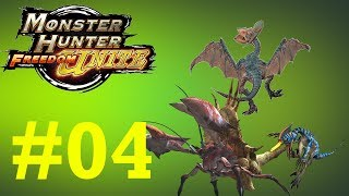 Monster Hunter Freedom Unite - Online Quests -- Part 4: Quick Hits