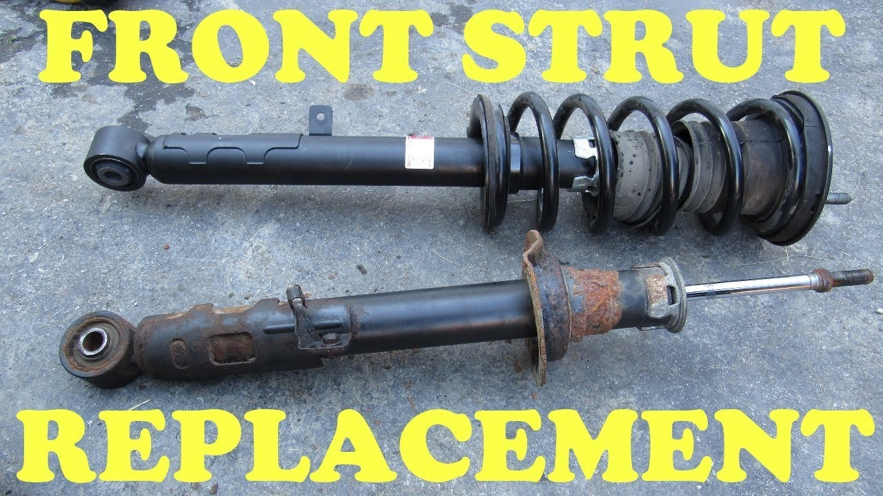 Front Strut Replacement Cost >> How To Replace Front Struts Lexus Gs Is Ls