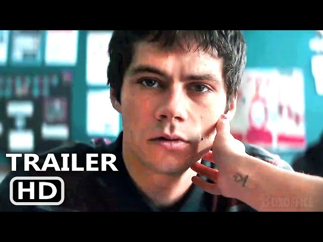 FLASHBACK Trailer (2021) Dylan O'Brien, Drama Movie