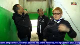 Дмитрий Любчинов встретился с жителями дома 2/1 по улице Крузенштерна