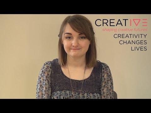 Laura Potts - Creativity Changes Lives