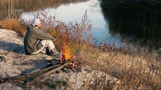 ОДИН НА РЕКЕ От рассвета до заката в пойме реки Хопер Английский завтрак в лесу Рыбалка Костер