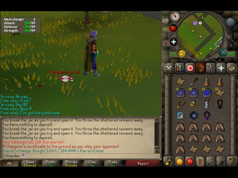 Imp Champion Music Crackerjack Path To All Pets 8 Oldschool