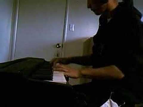 黑色毛衣 piano version