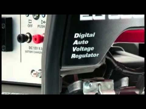 Honda's New EG Range of Generators - Generator Store