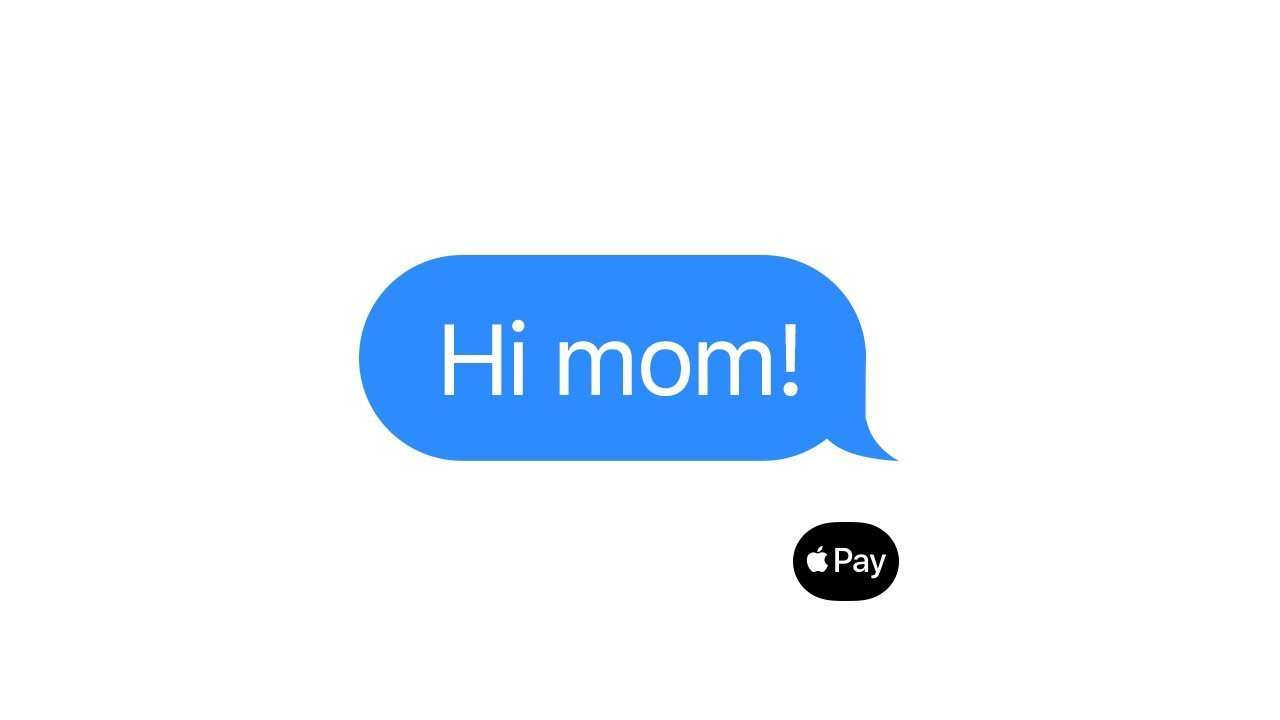 Apple Pay — Just text them the money — Hungry