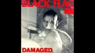 Black Flag - Damaged I