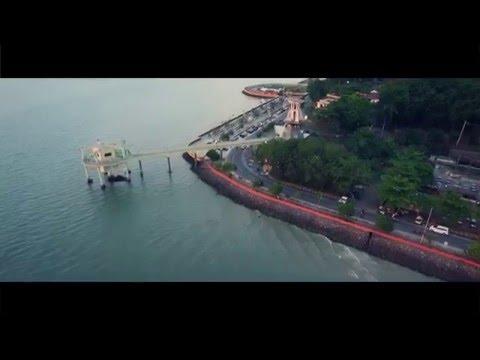 Aerial/Drone Video Taman Kota Tepi Laut - Tanjungpinang, Kepri 2016