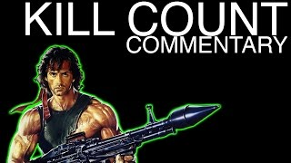 FILM COUNTS - Sylvester Stallone Kill Count Commentary